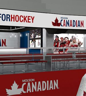Canadian Tire Centre Renovations New Fan Deck To Be