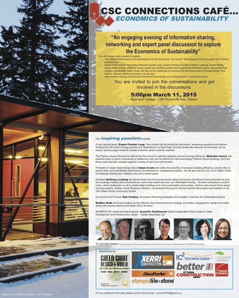 The advertisement in Ottawa Construction News