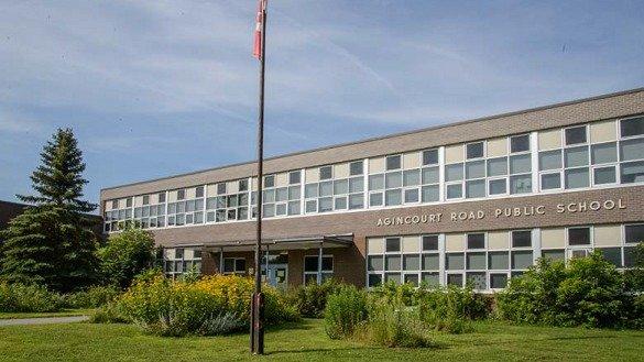 Angincourt public school