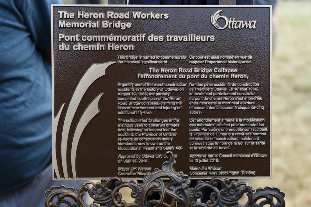 bridge heron road