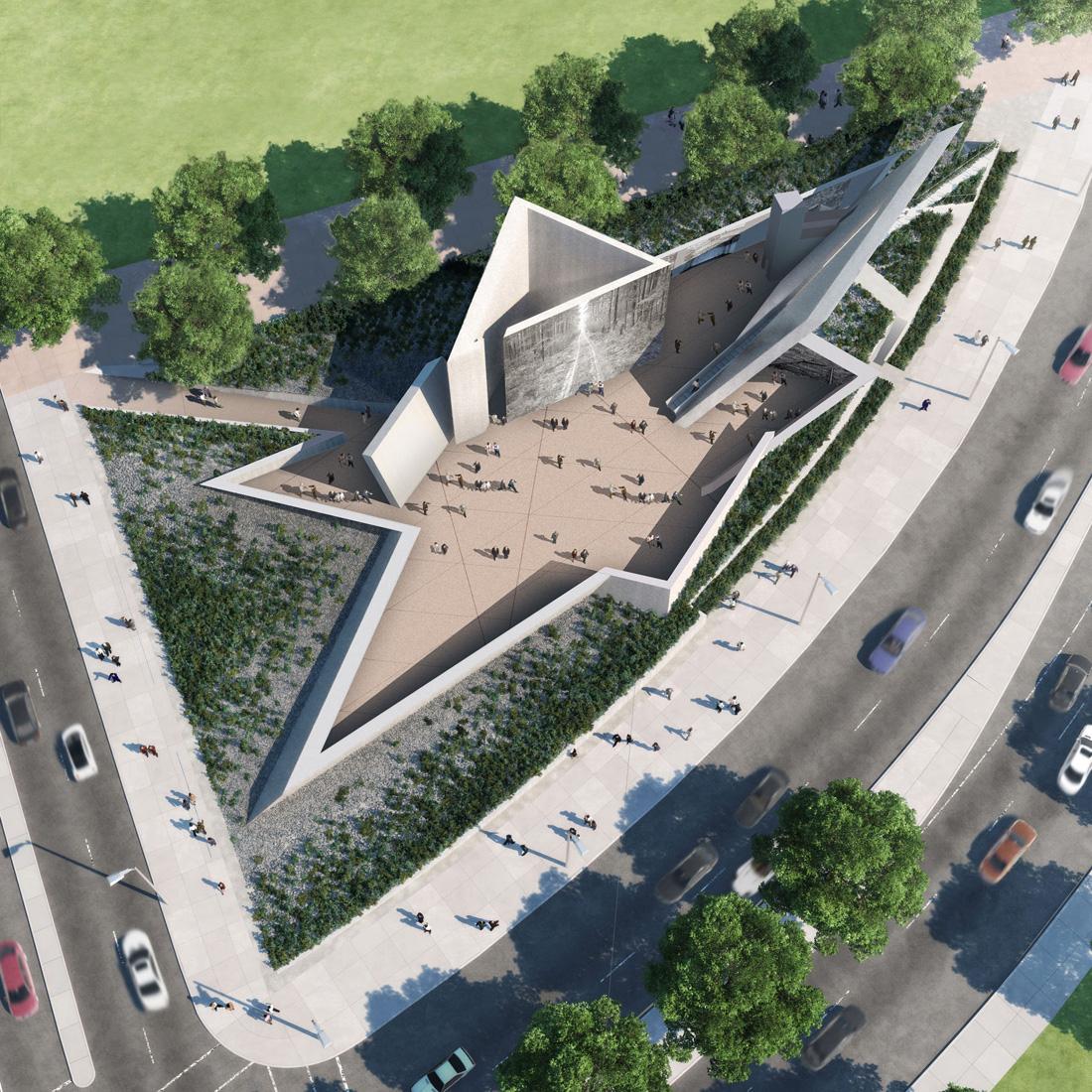 holoucast monument