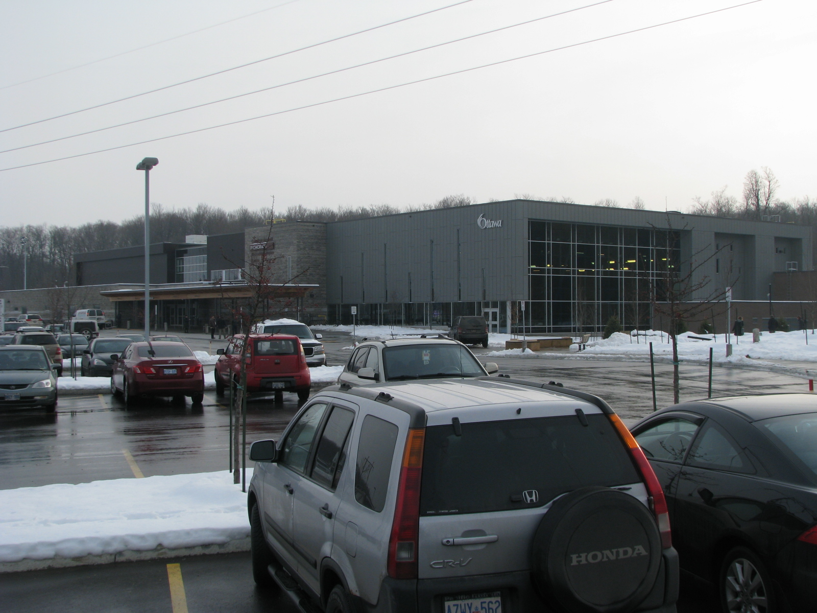 Richcarft Recreation Centre Kanata