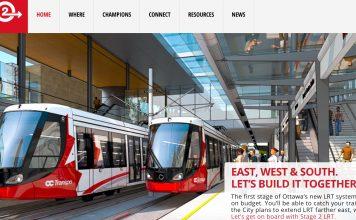 LRT stage 2 website