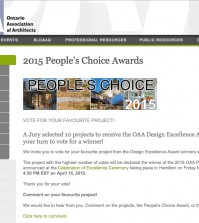 oaa people's choice