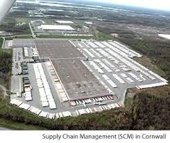 supply chain management cornwall