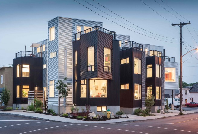 Gohba launches urban infill council ottawa construction news for Modern homes philadelphia