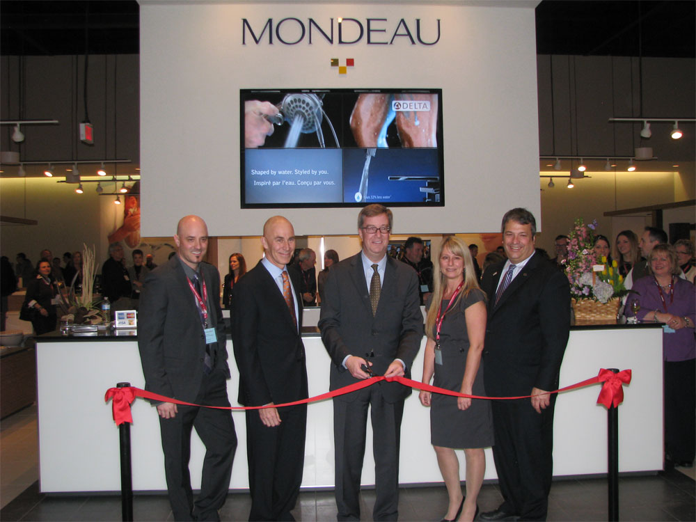 Mondeau opens new Algoma Rd. Showroom