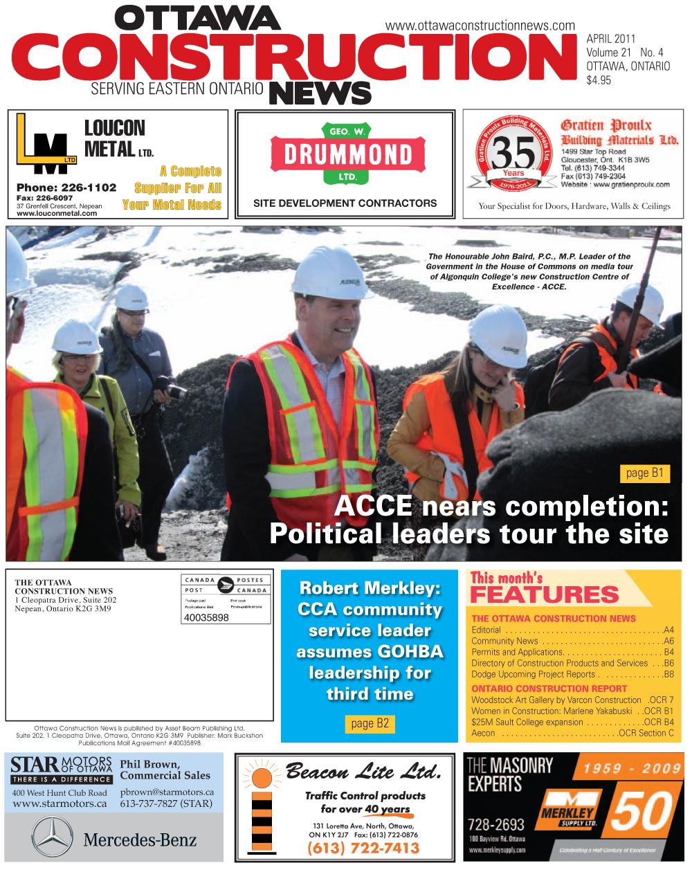 April 2011 Issue OCN