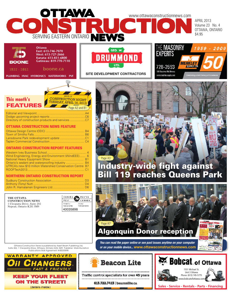 April 2013-Current Issue