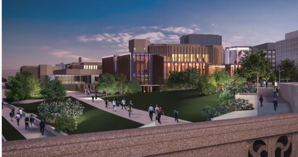 PCL starts work on $110 5 million National Arts Centre