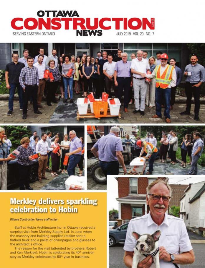 OCN July 2019 cover