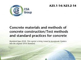 csa concrete floor