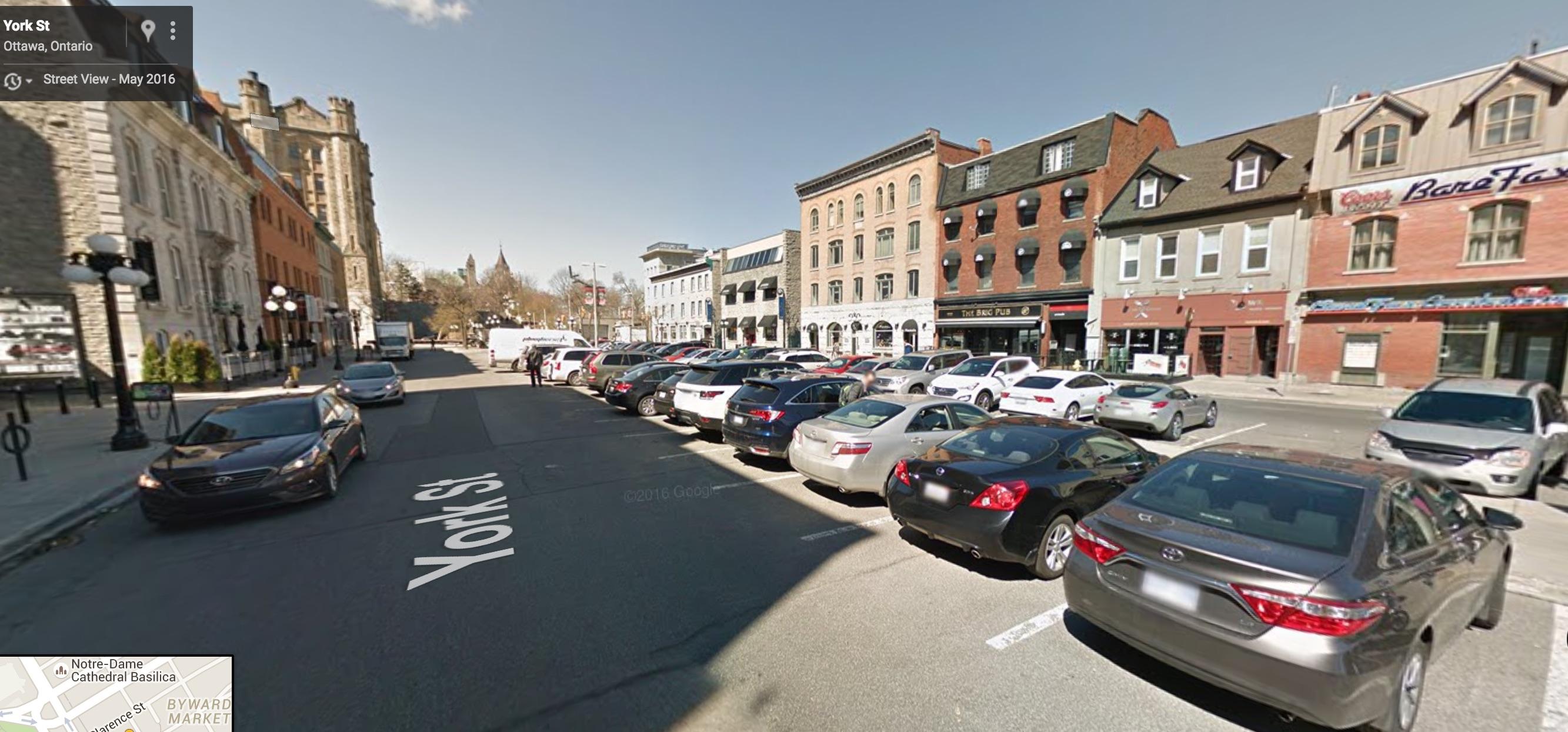 York St Ottawa